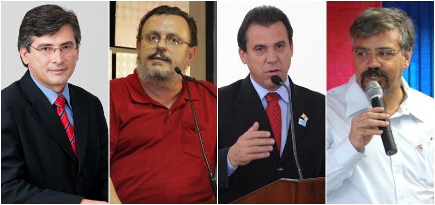 Plenária de debates das chapas na Macro Ribeirão Preto
