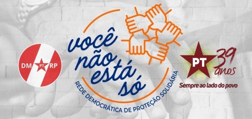 PT lança Rede para oferecer suporte às vítimas de violência no governo Bolsonaro