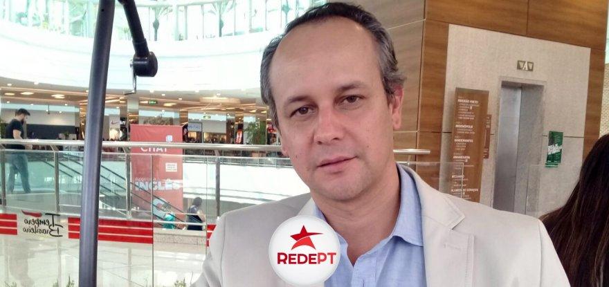 Jorge Roque é colunista periódico da Rede PT