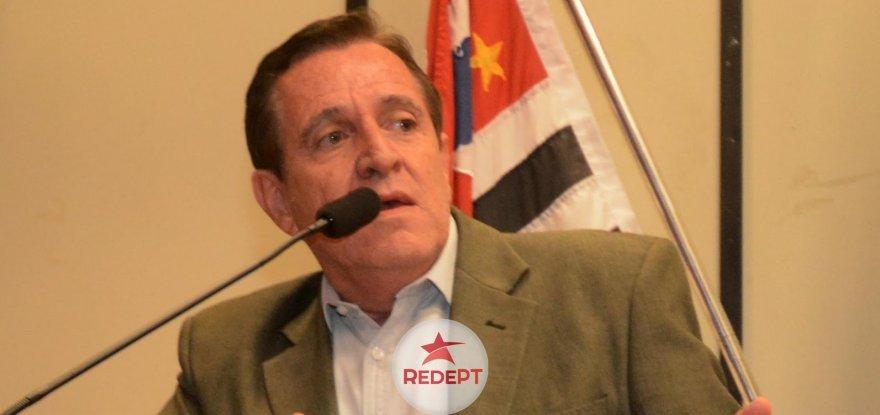 Vereador Jorge Parada pede respeito aos direitos constitucionais