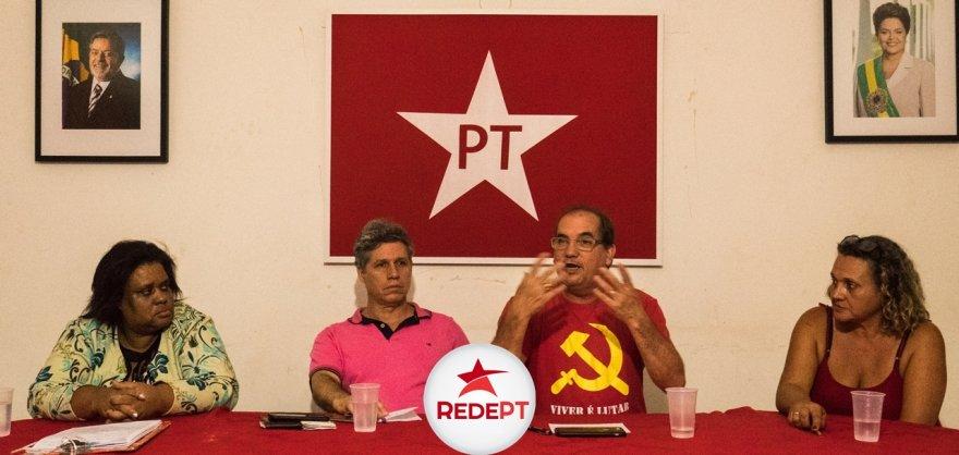 Paulo Teixeira debateu o julgamento do presidente Lula