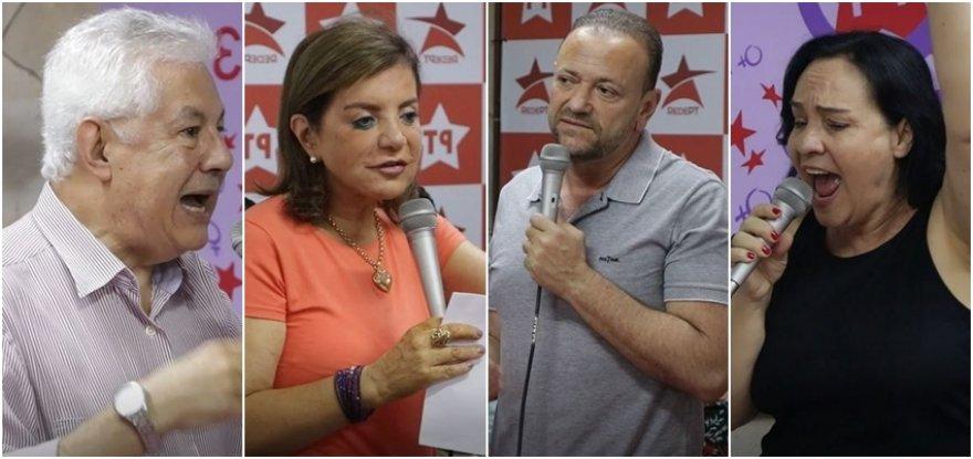 PT realiza balanço eleitoral e debate governos Bolsonaro e Dória