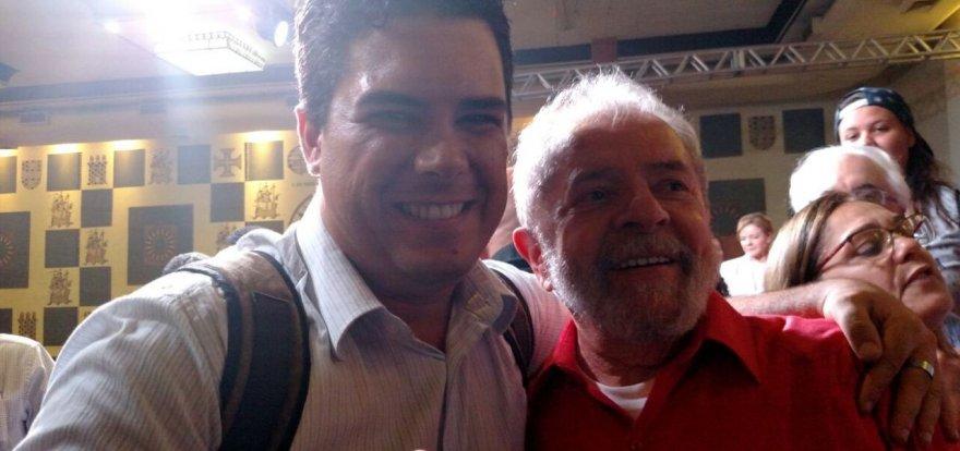 Representantes da região participam de lançamento de campanha em prol de Lula
