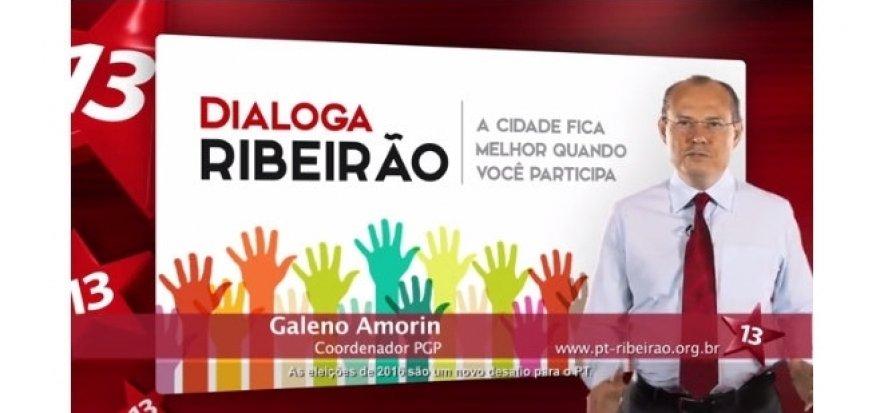 Galeno Amorim coordena o Programa de Governo Participativo PGP do PT