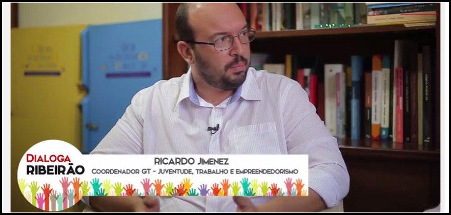 Jovem deve estar no centro do poder público, diz Jimenez