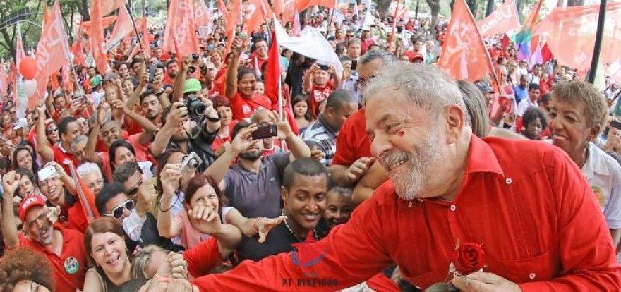 Lula, o melhor e mais admirado presidente do Brasil