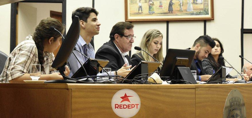 Câmara definiu estudantes que integrarão a 2ª Legislatura do Parlamento Juvenil