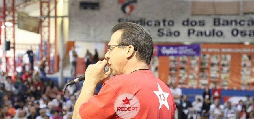 Luiz Marinho é eleito o novo Presidente do PT Paulista