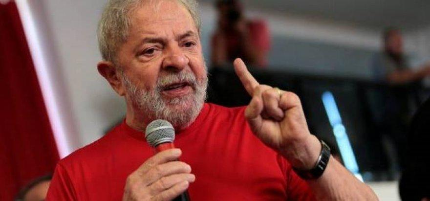 Defesa de Lula entra com pedido de liberdade do ex-presidente no STF