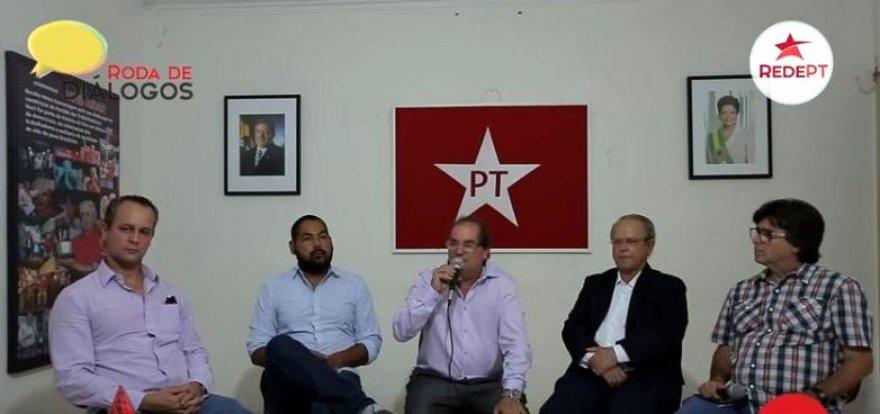 Roda de Diálogos com Juristas do PT