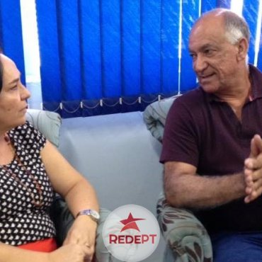 Deputada Márcia Lia visita autoridades em Fernando Prestes e Cândido Rodrigues