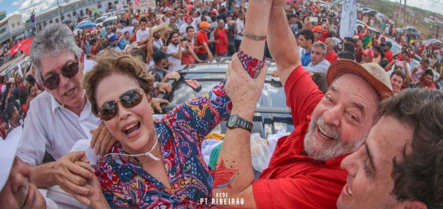 Lula: Somos pai, mãe, irmão, tio e sobrinho da Transposição