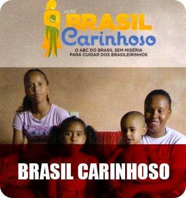 Brasil Carinhoso – apoio às creches