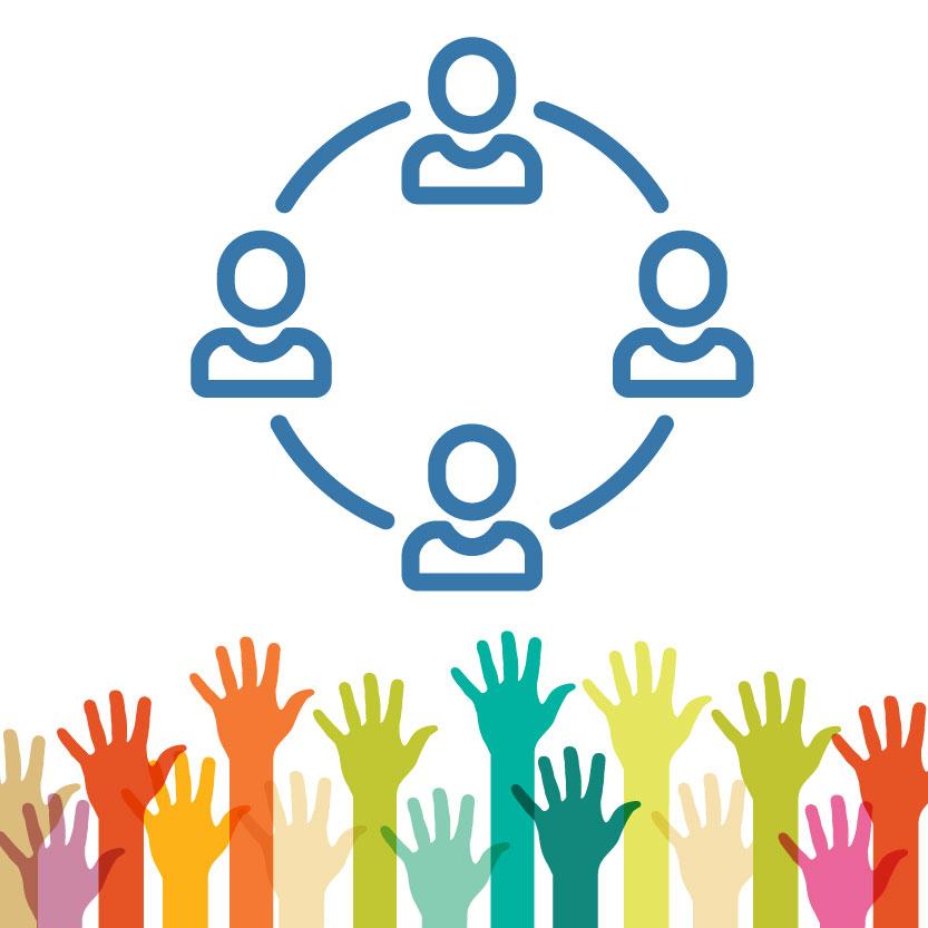 Gestão inovadora e participativa