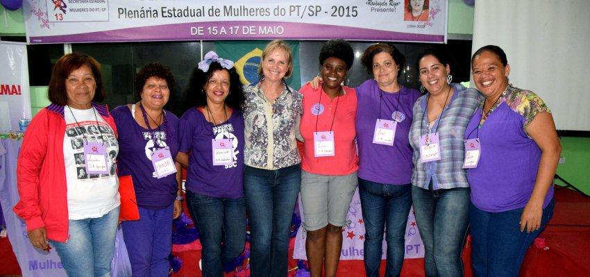A agenda das mulheres é a agenda do Brasil