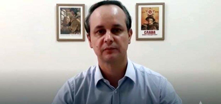 A palavra do Presidente: A histórica escolha do Antônio Alberto Machado