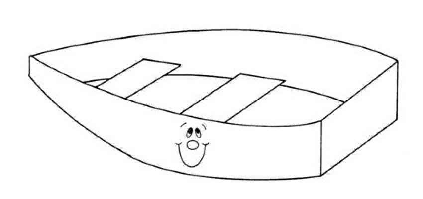 Uma barca furada