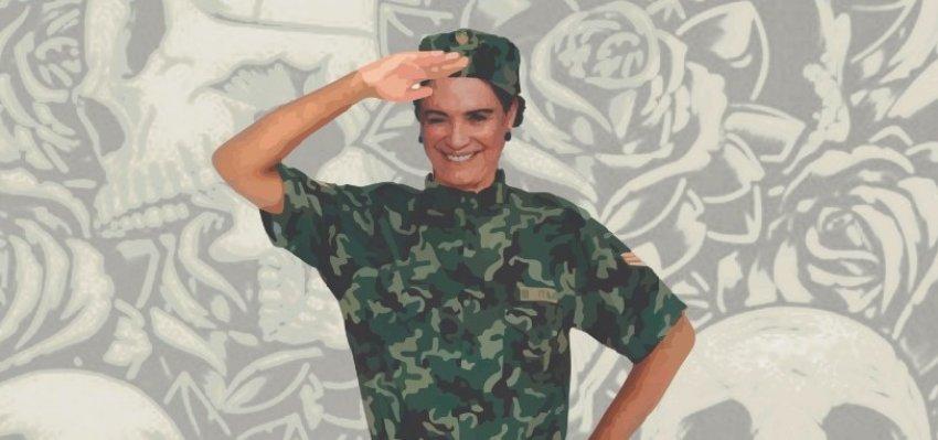 Regina Duarte: A Perfidiazinha do Brasil