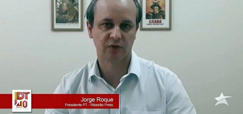 A palavra do presidente: Roque convoca a militância para os Atos do 14M e 18M