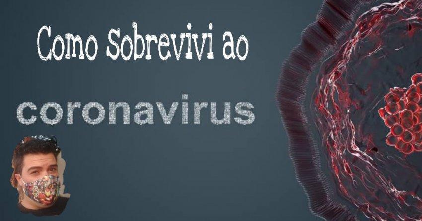 Fábio Sardinha: Covid-19 - relato de um sobrevivente