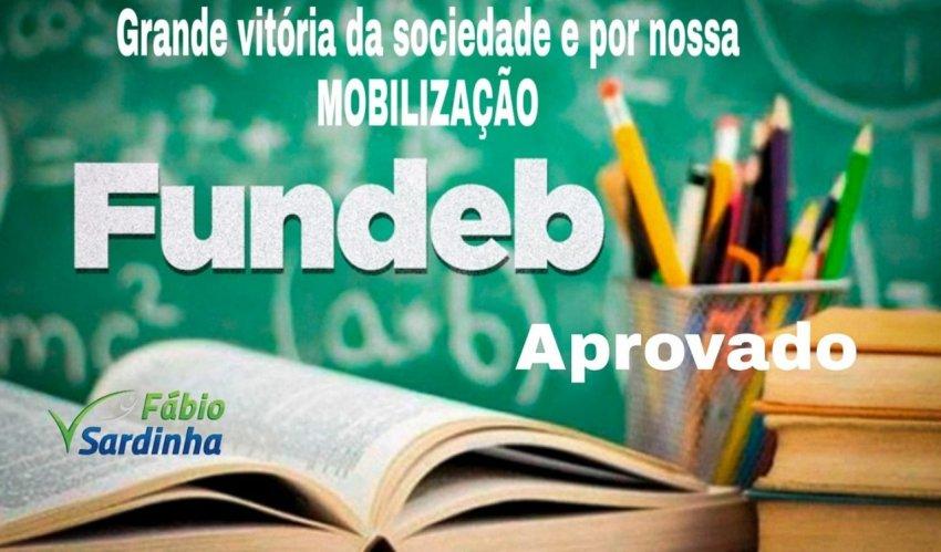 Fundeb: Vitória em meio a retrocessos na Educação, por Fábio Sardinha