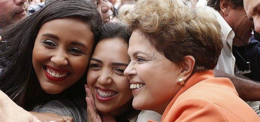 Dilma Rousseff: Um feliz 2016 para o povo brasileiro