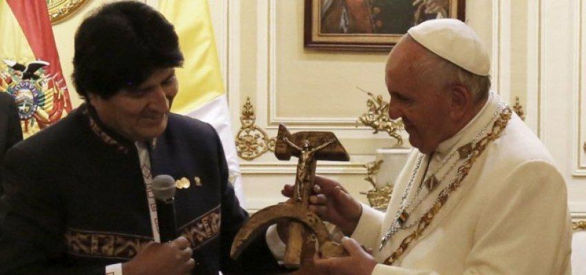 Mais uma do Papa