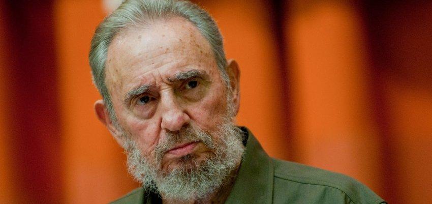 Monica Valente: Hasta siempre, Comandante Fidel!