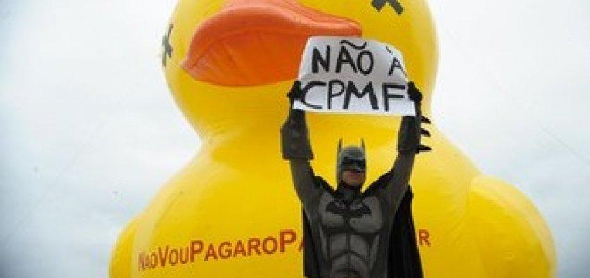 Quem reclama da CPMF é justamente quem paga menos imposto