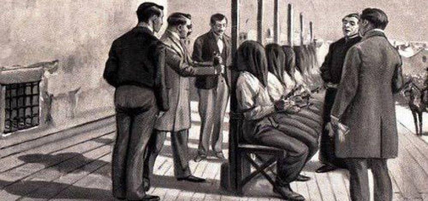 O Garrote Vil da chantagem e dos juros