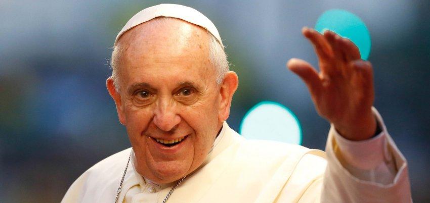 O humanismo do papa