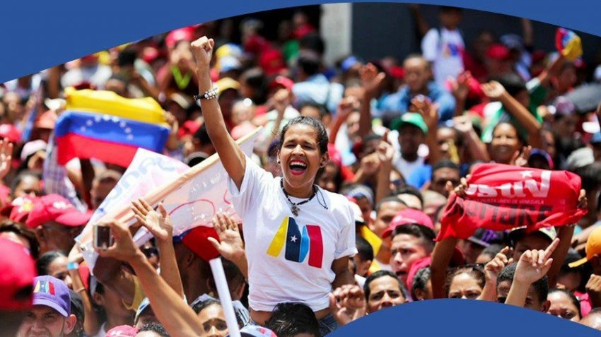 Venezuela 6 de dezembro: Paz, Justiça e Soberania