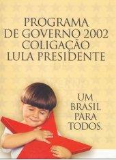 Programa de Governo Nacional 2002 - v2