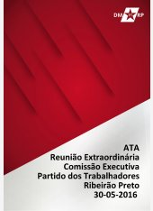 Ata Reunião Extraordinária CEMPT 30-05-2016