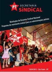 Cartilha Secretaria Sindical