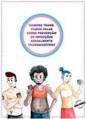 Cartilha: Saúde do Homem Trans e Pessoas Transmasculinas