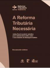 Proposta Reforma Tributária Solidária