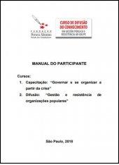 Manual do Participante - Curso de Difusão FPA