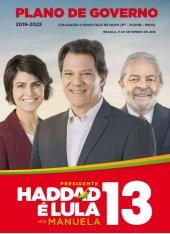 Programa de Governo Haddad - 2018 pdf