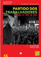 Revista Balanço do PT | 2017 - 2019