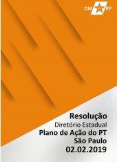 Resolução DE | Plano de Ação PT São Paulo