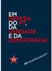 Revista: Em Defesa do PT - 2015