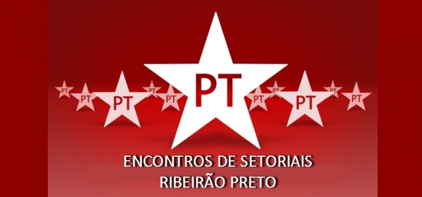 Calendário de encontros setoriais de Ribeirão está definido