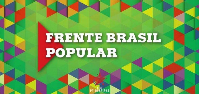 Frente Brasil Popular se reune para discutir calendário de lutas