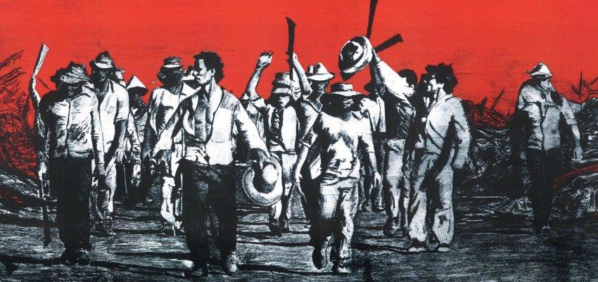 """Cinema e Revolução Apresenta """"Boia-Fria"""""""