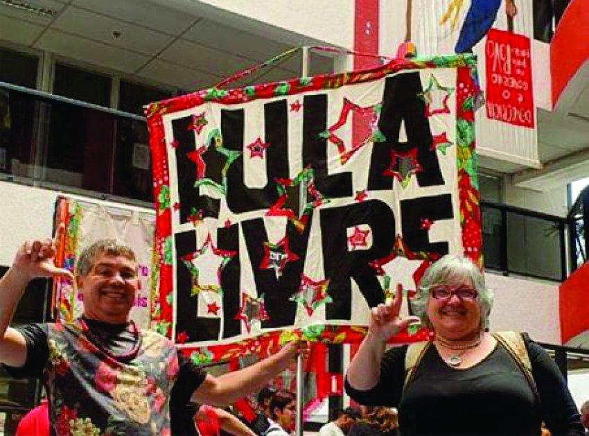 Novo Ringtone: Lula lá!