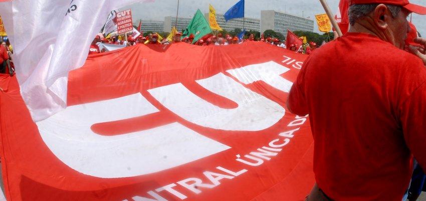 CUT promove Dia de Paralisação, quinta-feira, em todo Brasil
