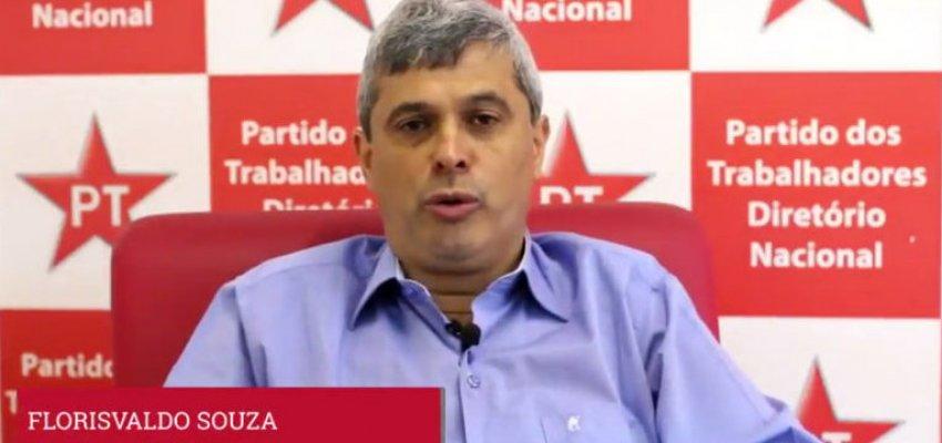 """Florisvaldo: """"O VI Congresso vai apontar o futuro do PT"""""""