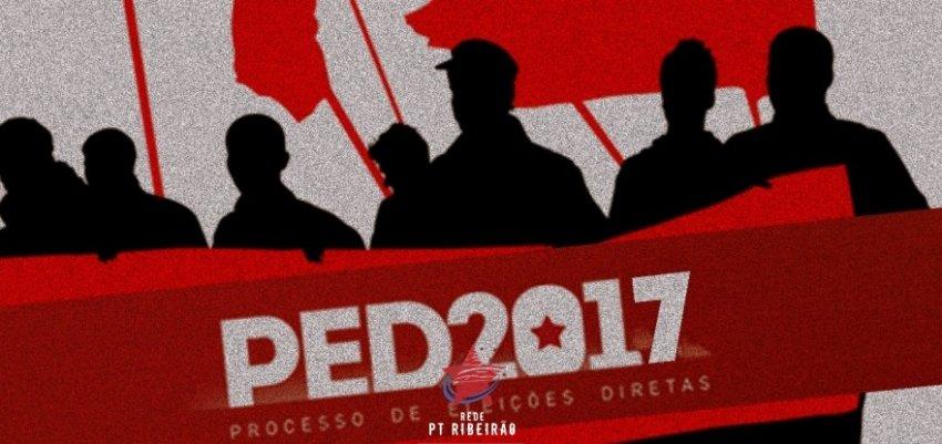 PT de Ribeirão Preto faz nova divulgação da lista de filiados aptos a votar e ser votado no PED 2017