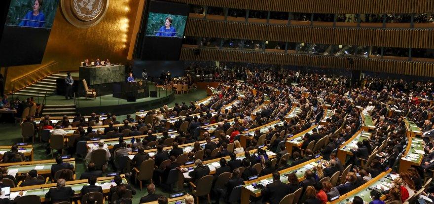 Na ONU, Dilma defenderá reforma no Conselho de Segurança